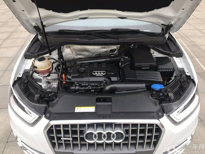 奥迪Q3 35TFSI 2013款 2.0T 自动 四驱 舒适型 (国Ⅳ)