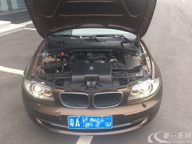 宝马1系 120i [进口] 2010款 2.0L 自动 汽油 巧克力限量版
