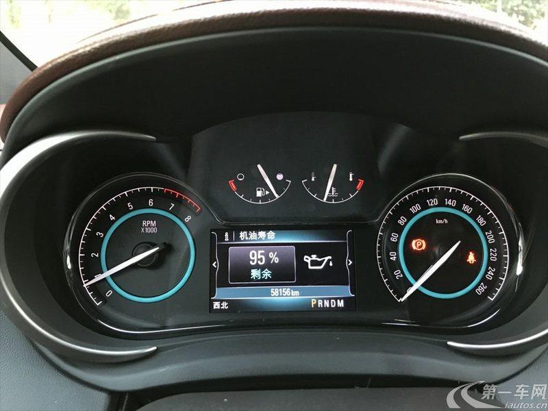 别克君越 2013款 2.4L 自动 精英舒适型 (国Ⅳ)