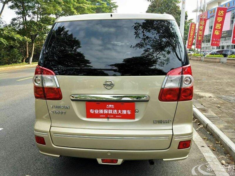 日产御轩 2008款 2.0L 手动 7座 豪华型 (国Ⅳ)