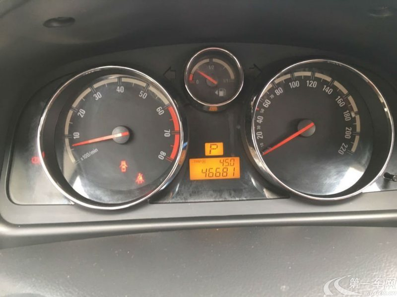 欧宝安德拉 [进口] 2009款 2.4L 自动 四驱 汽油