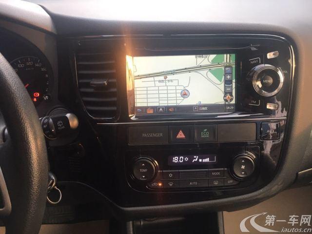 三菱欧蓝德 [进口] 2014款 2.0L 自动 前驱 运动超值版 (欧Ⅴ)