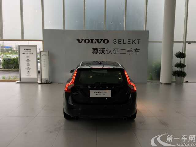 沃尔沃V60 [进口] 2014款 2.0T 自动 智雅版