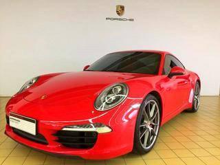 保时捷911-Carrera-S-3.8-A/MT后驱