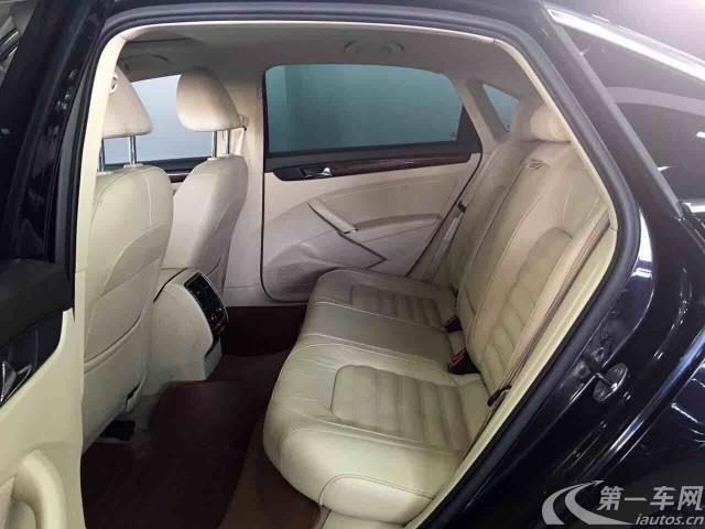 大众帕萨特 2013款 1.8T 自动 汽油 御尊版 (国Ⅳ)