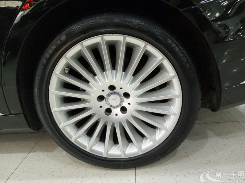 奔驰S级 S500 [进口] 2014款 4.7T 自动 汽油 加长版