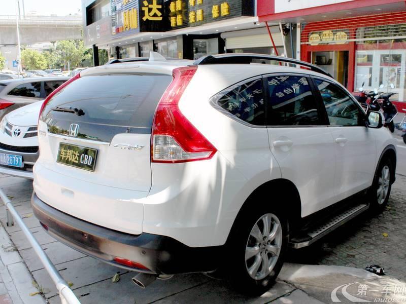 本田CR-V 2012款 2.0L 自动 前驱 都市型 (国Ⅳ)