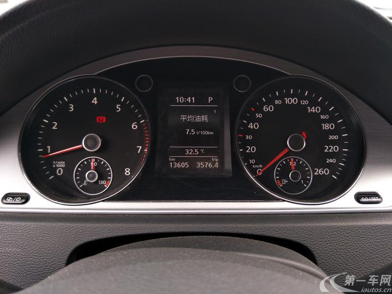 大众迈腾 2017款 1.8T 自动 汽油 330TSI领先型 (国Ⅴ)
