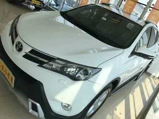 丰田RAV4 2.5L 自动 豪华版