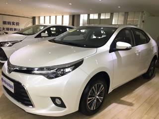 丰田雷凌 1.2T 自动 V豪华版