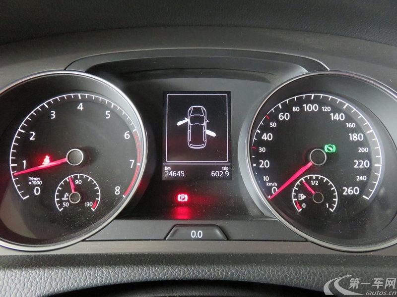 大众2015款 1.4T 自动 汽油 舒适型 (国Ⅴ)