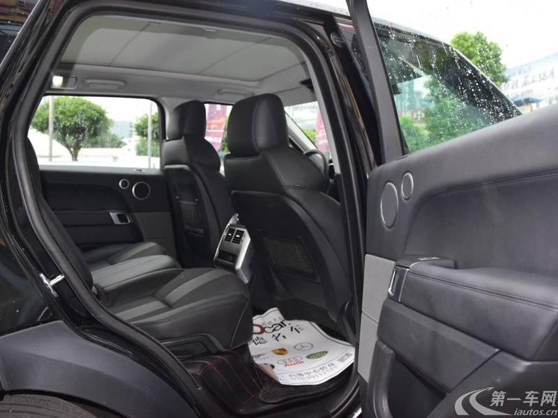 路虎[进口] 2016款 3.0T 自动 四驱 SE