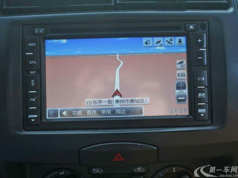 日产骊威 2010款 1.6L 自动 GV劲锐版智能型 (国Ⅲ带OBD)