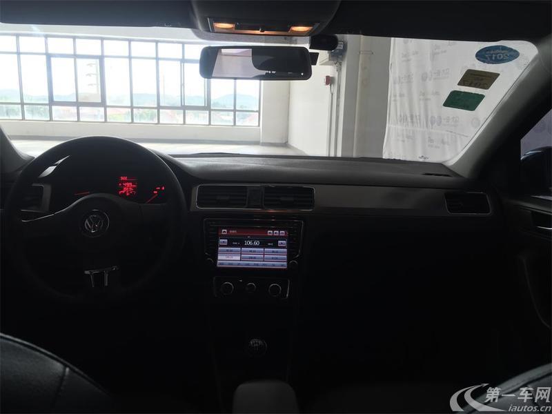 大众桑塔纳 2013款 1.4L 手动 舒适版 (国Ⅳ)