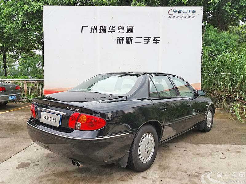 别克君威 2003款 2.5L 自动 G标准型 (国Ⅱ)