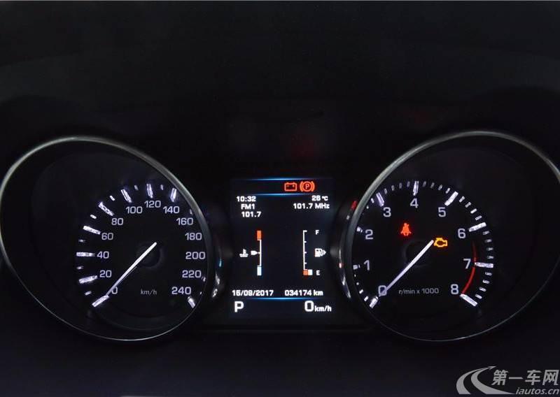 路虎极光 [进口] 2013款 2.0T 自动 四驱 耀致版