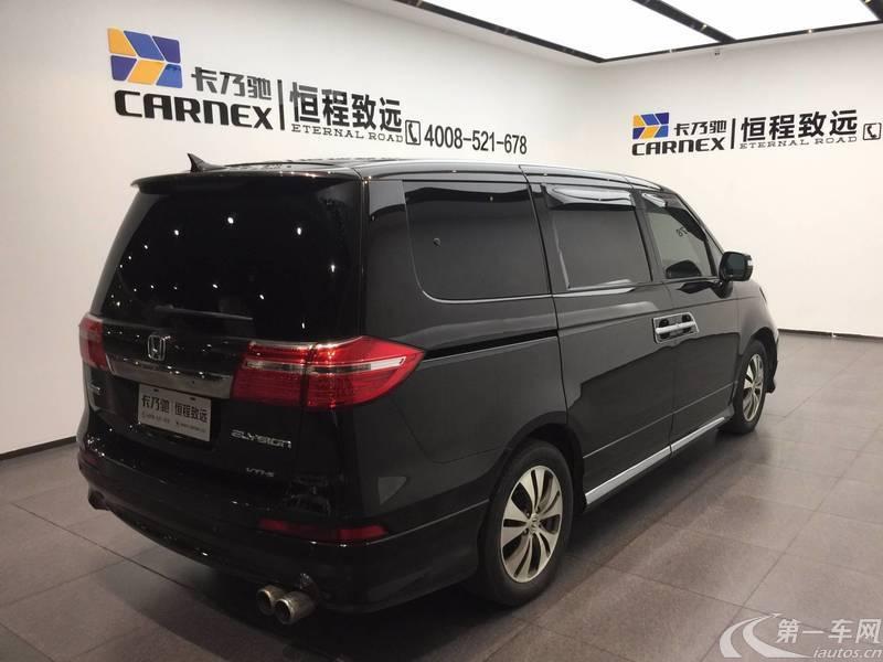 本田艾力绅 2012款 2.4L 自动 7座 尊贵版 (国Ⅳ)