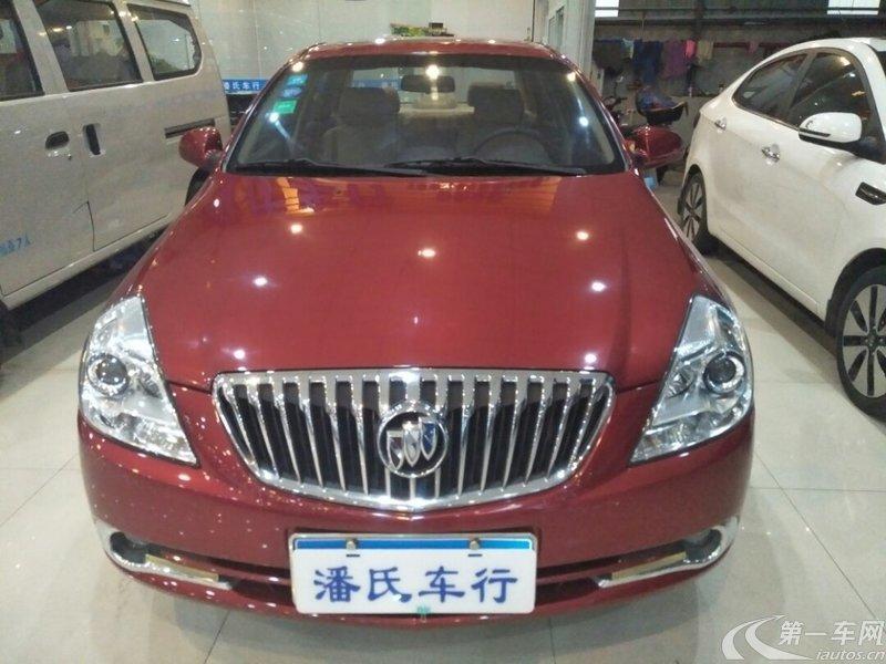 别克凯越 2013款 1.5L 手动 尊享型 (国Ⅳ)