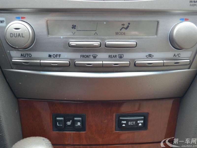 丰田凯美瑞 2013款 2.0L 自动 经典豪华版 (国Ⅳ)