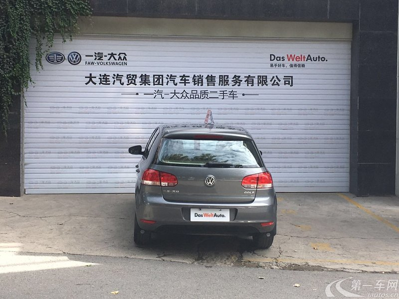 大众2011款 1.6L 自动 汽油 时尚型 (国Ⅳ)