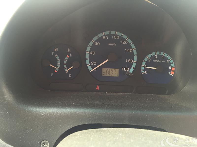 雪佛兰乐驰 2009款 1.2L 手动 标准型 (国Ⅳ)