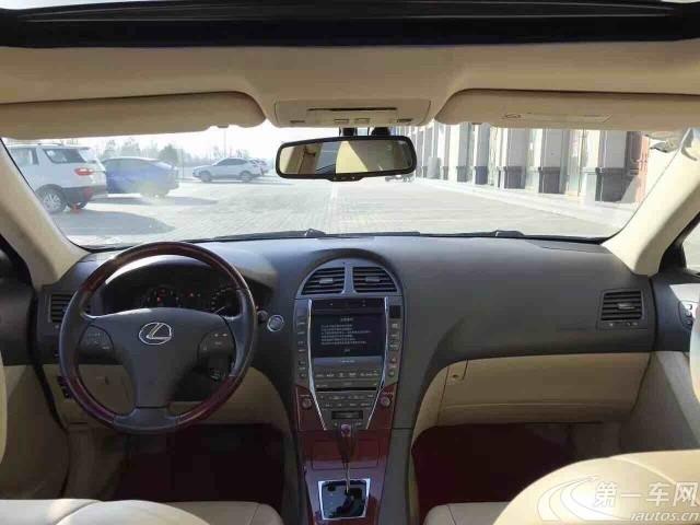 雷克萨斯ES 350 [进口] 2010款 3.5L 自动 尊贵版