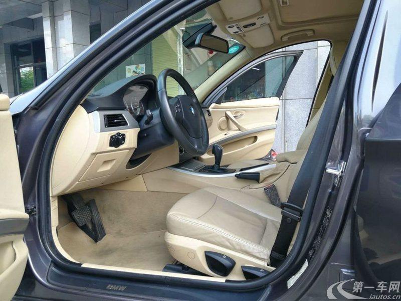 宝马3系 320i 2008款 2.0L 自动 汽油 进取型 (国Ⅳ)