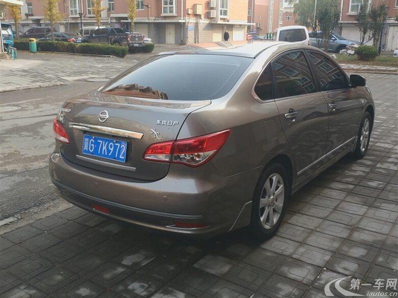 日产轩逸 2009款 1.6L 手动 XL豪华天窗版 (国Ⅳ)