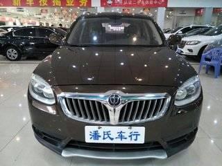 中华V5 1.6L 自动 舒适型