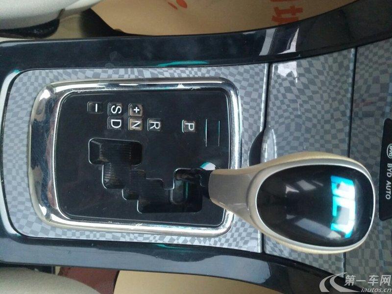 比亚迪速锐 2012款 1.5T 自动 旗舰型 (国Ⅳ)