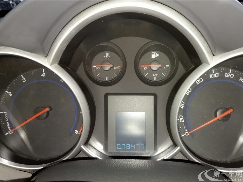 雪佛兰科鲁兹 2011款 1.6L 自动 SE (国Ⅳ)