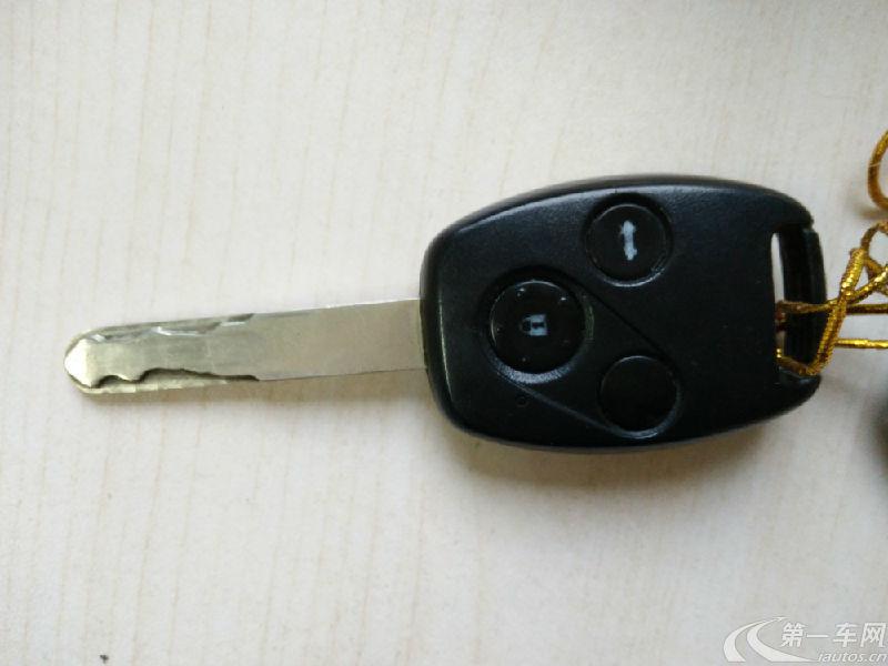 本田雅阁 2003款 2.4L 自动 舒适型 (国Ⅱ)