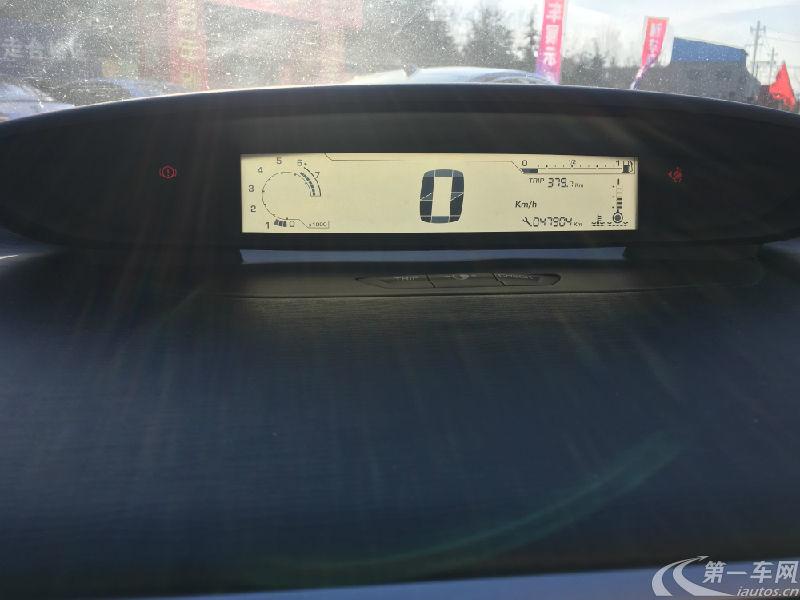 雪铁龙世嘉 2009款 1.6L 手动 时尚型 (国Ⅳ)