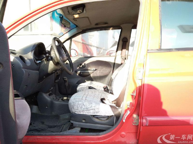 雪佛兰乐驰 2004款 0.8L 自动 (国Ⅱ)