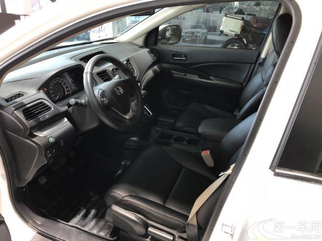 本田CR-V 2015款 2.0L 自动 前驱 经典版 (国Ⅳ)