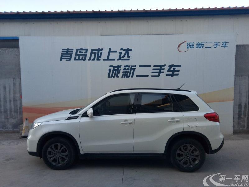 铃木维特拉 2016款 1.6L 手动 进取型 (国Ⅴ)