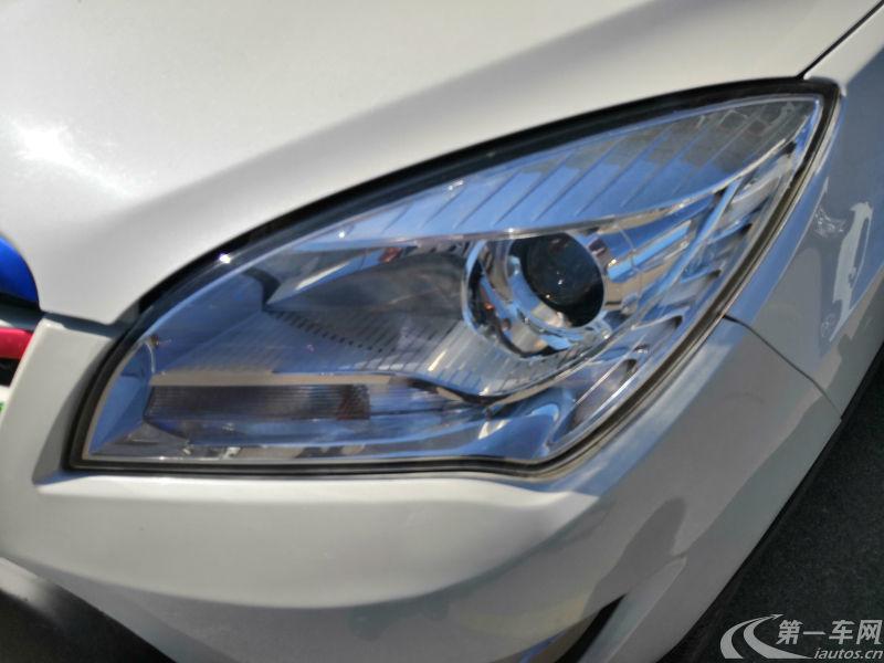长安CS35 2015款 1.6L 手动 前驱 豪华型 (国Ⅳ)