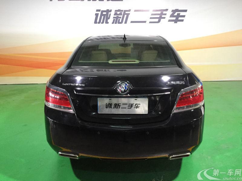 别克君越 2012款 2.4L 自动 豪雅版 (国Ⅳ)