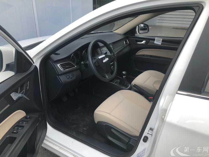 奔腾B30 2017款 1.6L 手动 舒适型 (国Ⅴ)