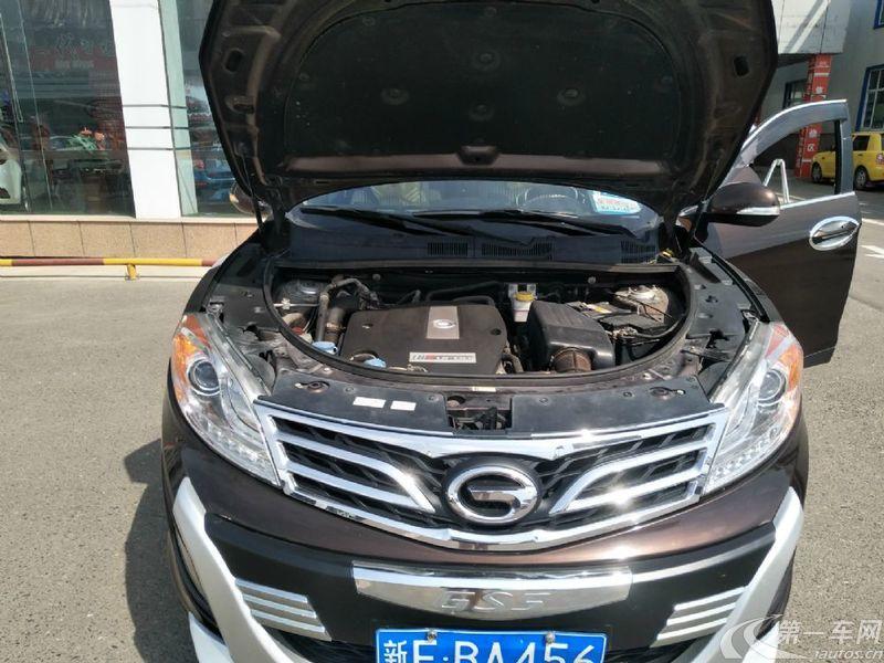 传祺GA5 2013款 1.8T 自动 尊贵版 (国Ⅳ)