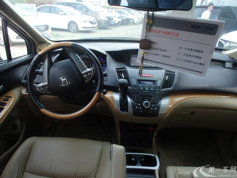 本田奥德赛 2009款 2.4L 自动 7座 领秀型 (国Ⅳ)