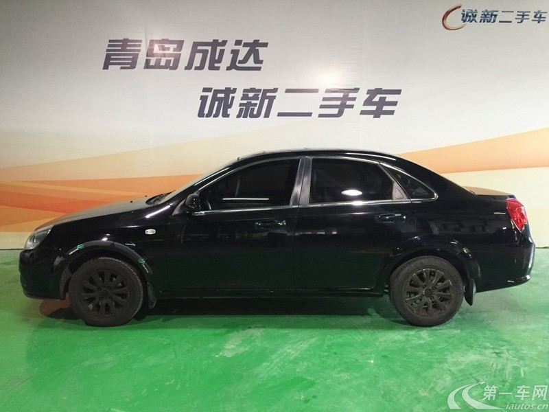 别克凯越 2013款 1.5L 手动 尊享型 (国Ⅴ)