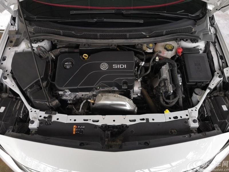 别克威朗 2017款 1.5L 自动 15S领先型 (国Ⅴ)