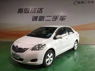 丰田威驰 1.3L 自动 GL-i标准版