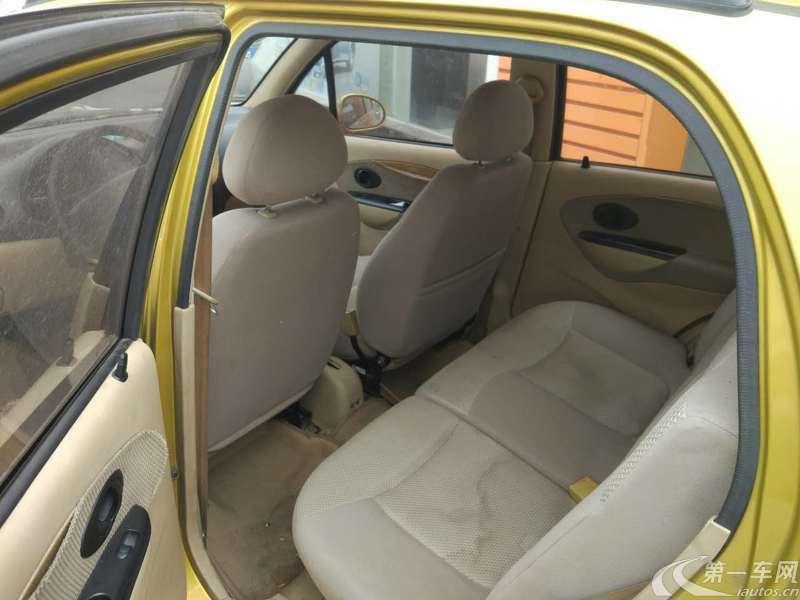 雪佛兰乐驰 2009款 1.2L 手动 标准型 (国Ⅲ)
