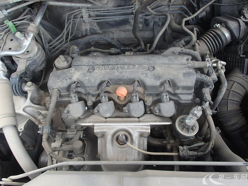 本田CR-V思威 2007款 2.0L 自动 四驱 经典型 (国Ⅳ)
