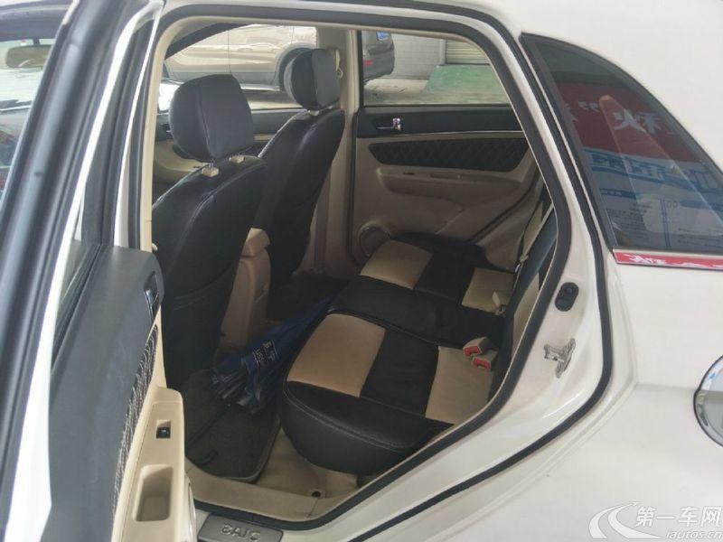 北京汽车E系 2012款 手动 乐天版 汽油