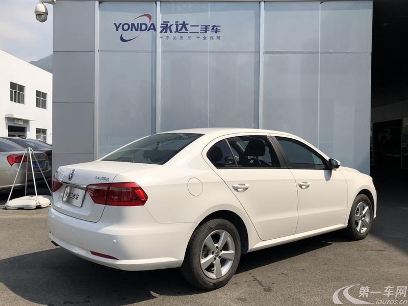 大众朗逸 2015款 1.6L 自动 舒适版 (国Ⅴ)