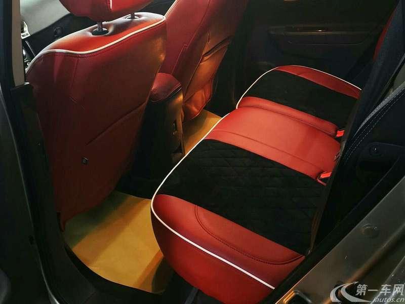 雷诺科雷傲 [进口] 2013款 2.5L 自动 前驱 豪华导航型