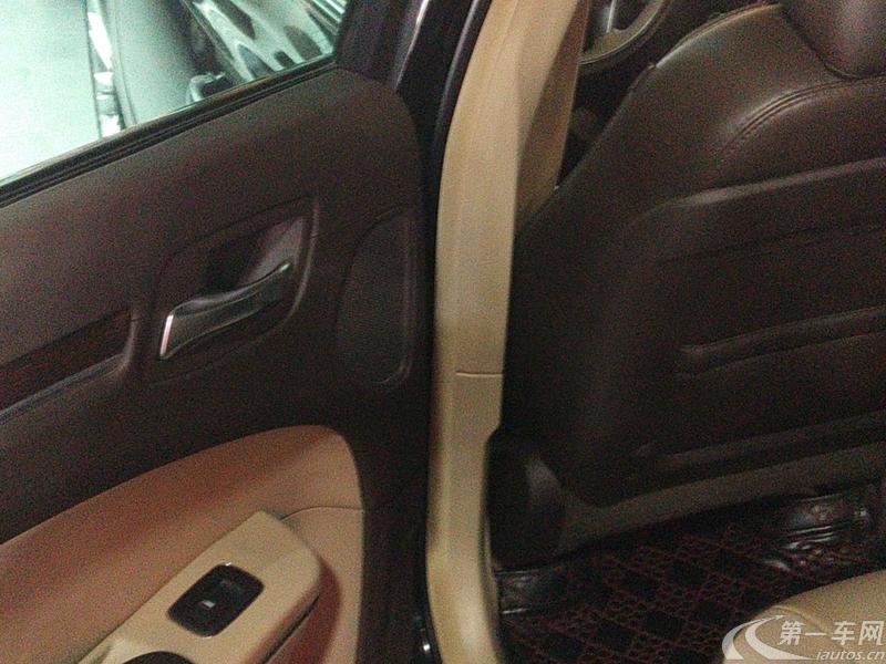 克莱斯勒300C [进口] 2012款 3.6L 自动 豪华版